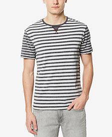 Buffalo David Bitton Men's Striped T-Shirt
