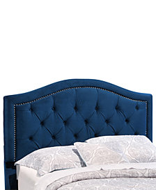 Bigsbee Tufted Full/Queen Headboard, Quick Ship