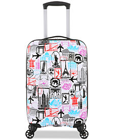 "Revelation! Stamp 21"" Carry-On Spinner Suitcase"