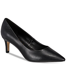Callisto Hit Pan Pointed-Toe Pumps