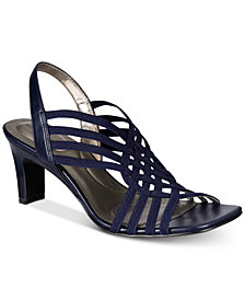 Bandolino Ole Strappy Sandals