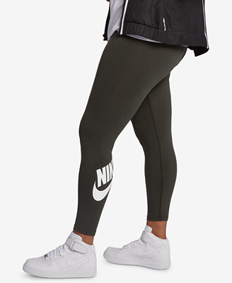Plus Size High Waist Leg A See Leggings by Nike
