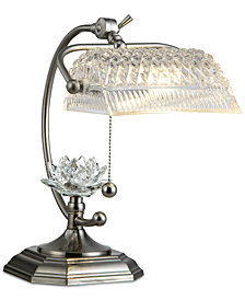 Dale Tiffany Althea Crystal Desk Lamp