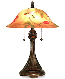 Dale Tiffany Tropical Sun Table Lamp