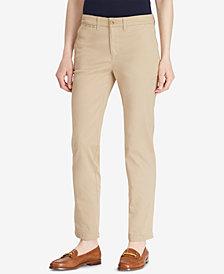 Lauren Ralph Lauren Petite Chino Pants