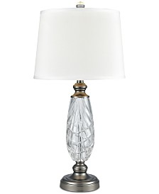 Dale Tiffany Clearview Table Lamp