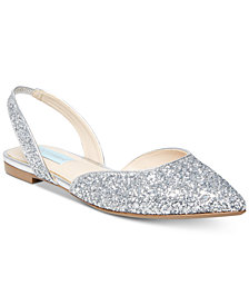 Blue by Betsey Johnson Mimi Evening Sandals