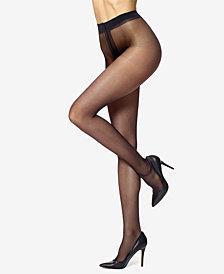 HUE® Women's  Clear Control Pantyhose Sheers