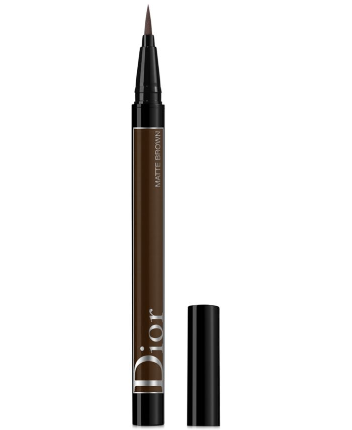 Dior Diorshow On Stage Liner & Reviews - Shop All Brands - Beauty - Macy's