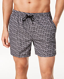 "Speedo Men's Galvanized Volley 6"" Swim Trunks"