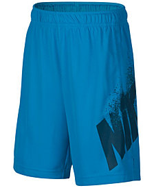 Nike Big Boys Graphic Training Shorts