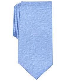 Nautica Men's Erna Solid Slim Silk Tie