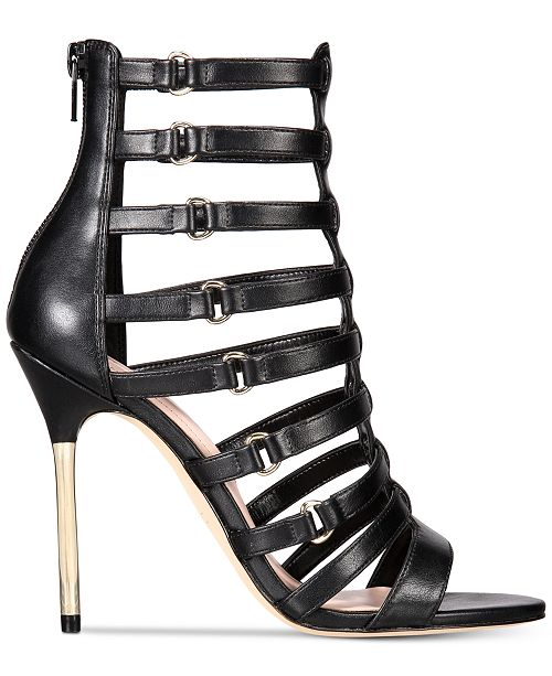 Unaclya Gladiator Dress Sandals OxrQL1Pbc
