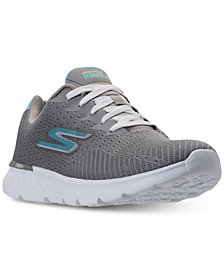 Skechers Women's GOrun 400 - Sole Walking Sneakers from Finish Line