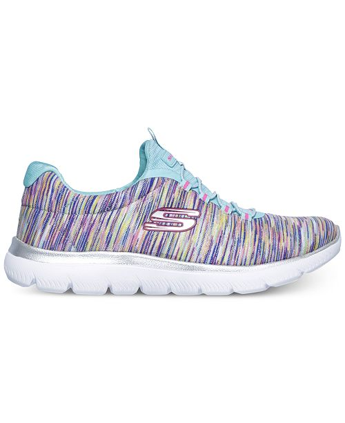 5e0aff4d0647 ... Skechers Women s Summits - Light Dreaming Wide Width Athletic Sneakers  from Finish ...
