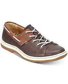 Born Men's Marina 5-Eye Sport Boat Shoes