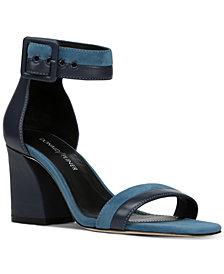 Donald J. Pliner Watson Slant-Heel Dress Sandals
