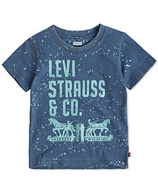 Levi's® Little Boys Graphic-Print Cotton T-Shirt