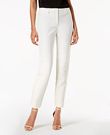Tommy Hilfiger Slim-Leg Ankle Pants