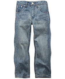 Levi's® Little Boys 505 Regular-Fit Jeans