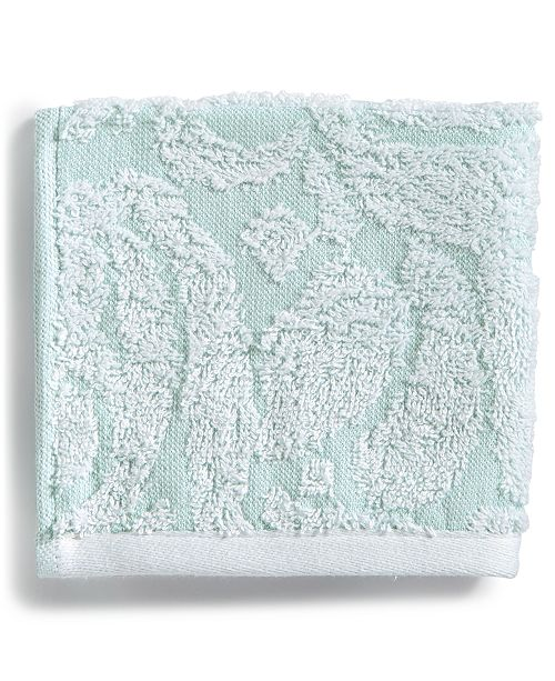 Mainstream International Inc. Sculpted Cotton Wash Towel