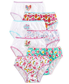 DreamWorks Trolls 7-Pc. Cotton Panties, Little & Big Girls