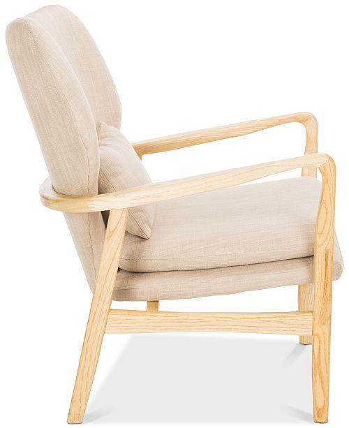 Safavieh Acari Accent Chair Amp Reviews Chairs Furniture