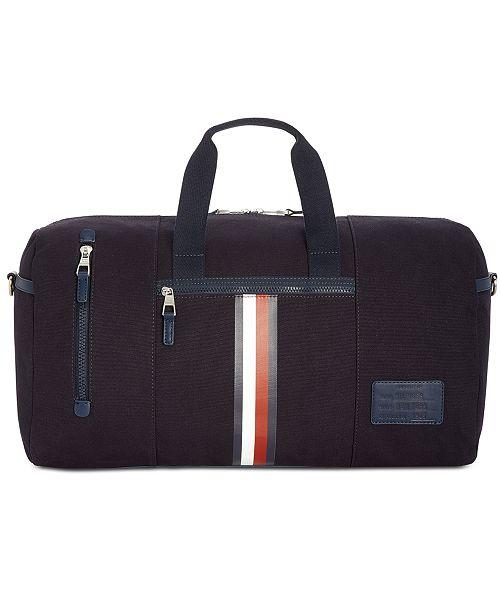00771635cda Tommy Hilfiger Men s Harrison Duffel Bag - All Accessories - Men ...