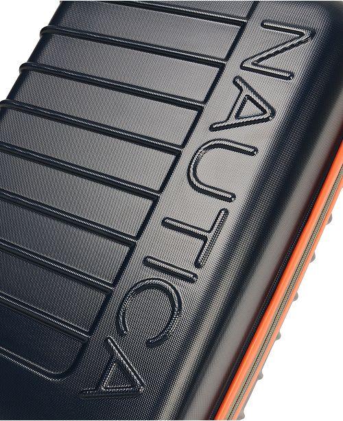 72d7497e263d ... Nautica Sea Tide 5-Pc. Hardside Luggage Set, Created for Macy's ...