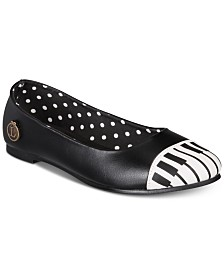 Loly In The Sky Piano Loafers from The Workshop at Macy's