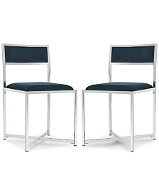 Kasane Side Chair (Set Of 2), Quick Ship
