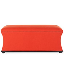 Harpell Storage Bench, Quick Ship
