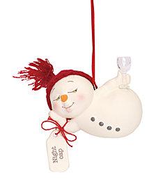 Department 56 Snowpinions Night Cap Ornament