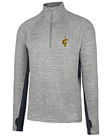 '47 Brand Men's Cleveland Cavaliers Evolve Forward Quarter Zip Pullover