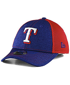 New Era Boys' Texas Rangers Turn 2 9FORTY Cap