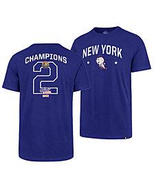 '47 Brand Men's New York Mets Coop MVP Collection T-Shirt