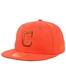 New Era Cleveland Indians Prism Color Pack 59Fifty Fitted Cap