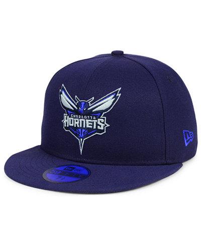 online store d7f2c a03c0 Charlotte Hornets Color Prism Pack 59FIFTY Cap