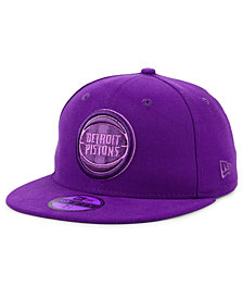 New Era Detroit Pistons Color Prism Pack 59Fifty Fitted Cap