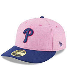 New Era Philadelphia Phillies Mothers Day Low Profile 59Fifty Fitted Cap