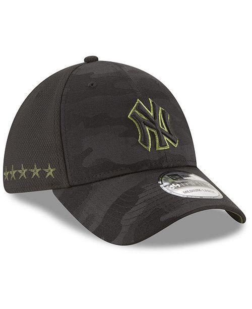 ada86bca666 New Era New York Yankees Memorial Day 39THIRTY Cap - Sports Fan Shop ...