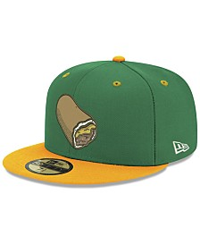 New Era Omaha Storm Chasers AC 59FIFTY Fitted Cap