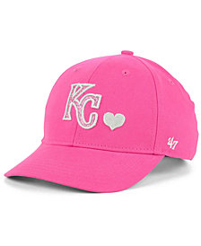 '47 Brand Girls' Kansas City Royals Sugar Sweet MVP Cap