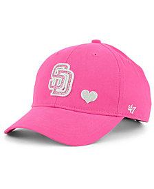 '47 Brand Girls' San Diego Padres Sugar Sweet MVP Cap