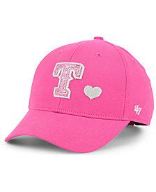 '47 Brand Girls' Texas Rangers Sugar Sweet MVP Cap