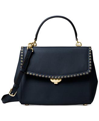 8fbf20d442a1e Michael Kors Ava Top Handle Satchel   Reviews - Handbags   Accessories -  Macy s
