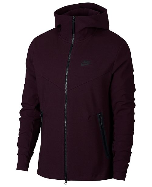 7cfd2245ca7f Nike Men s Sportswear Tech Pack Zip Hoodie   Reviews - Hoodies ...