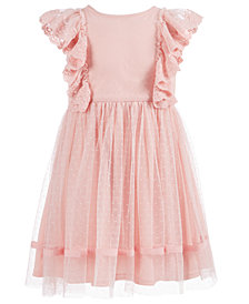Blueberi Boulevard Toddler Girls Dress