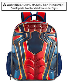 Spider-Man Little & Big Boys Hardshell Backpack