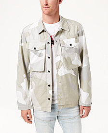 G-Star RAW Men's Camo Overshirt